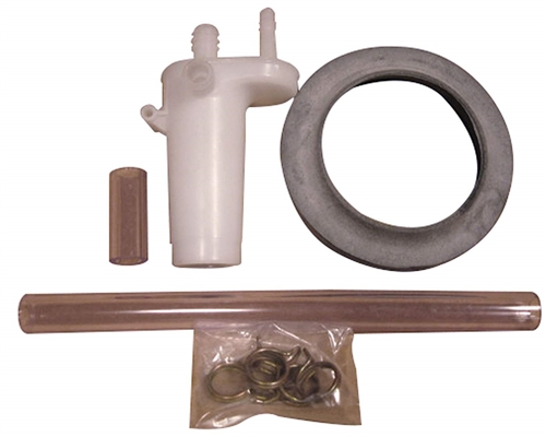 Thetford 34122 Vacuum Breaker For Aqua Magic Permanent Toilets Questions & Answers