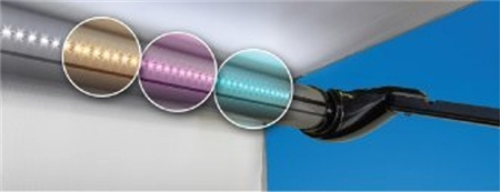 Carefree SR0112 LED RV Awning 15 Color Light Kit - 16 Ft