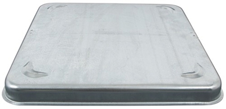 Ventline BV0534-00 Standard Metal Replacement Vent Lid - Silver Questions & Answers