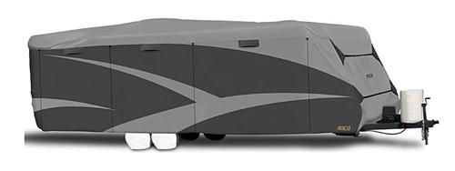 """ADCO 52240 Designer Series SFS Aquashed Travel Trailer Cover - 18'1"""" - 20'"""