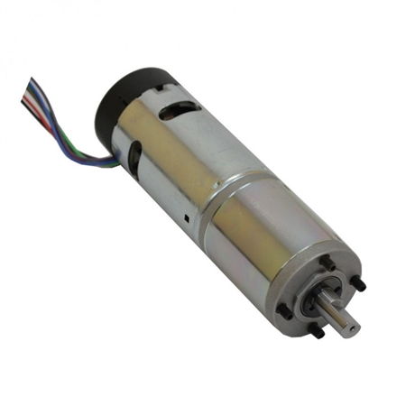 Is it possible for me to get a specifications sheet for the #236575 12 dc motor?