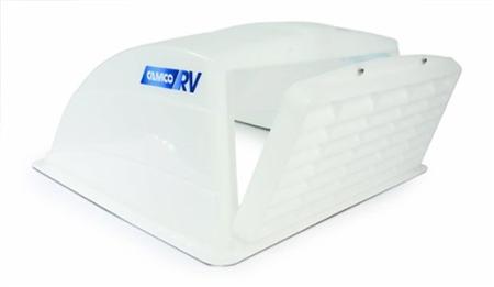 Camco 40431 RV Vent Cover - White