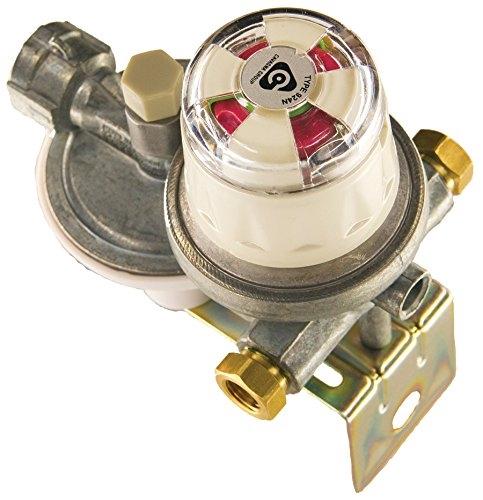 Is the 924N Cavagna regulator a high or low pressure regulator?