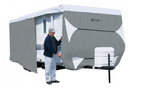 Classic Accessories 80-355-203101-RT PolyPRO 3 Travel Trailer & Toy Hauler-Model 7T Questions & Answers