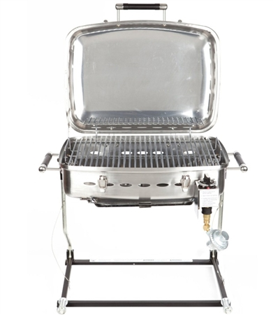 Outdoors Unlimited RVAD650 Stainless Steel RV LP Gas Grill Questions & Answers
