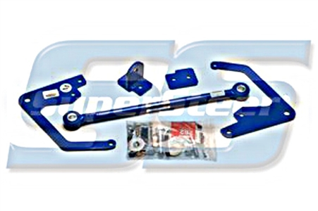 SuperSteer SS401 F53 Rear Trac Bar, 20-22000 GVW (Bolt in 3rd Member)