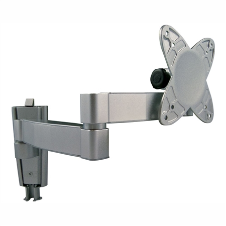 How do you securely mount this TV mount to the thin RV walls?