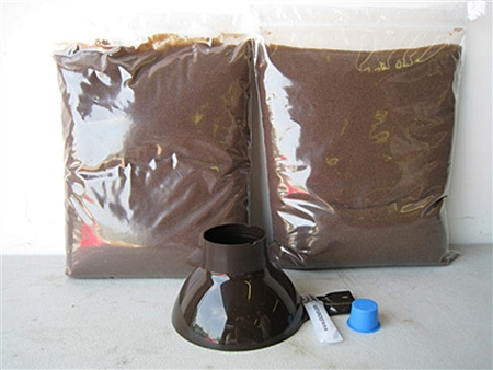 On The Go OTG2-SOF-REF1 Standard Water Softener Resin Refill Kit