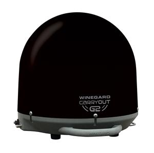 Winegard GM-2035 Black Carryout G2 Portable RV Satellite Antenna