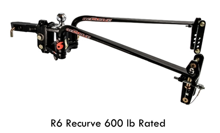 Eaz Lift 48731 Recurve R6 Weight Distribution Hitch 600 lb Rated Questions & Answers