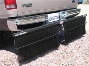 Towtector 17814-PRO Pro Brushstrip Mud Flap 78''W x 14''H Questions & Answers