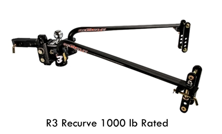 Eaz Lift 48752 Recurve R3 Weight Distribution Hitch 1000 lb Rated Questions & Answers