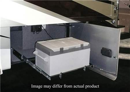 MORryde SP56-132 Sliding Freezer Tray - Side Facing Cooler Pull Out Questions & Answers