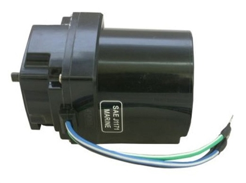 I have a power gear hydraulic system that has this motor.  Is it possible to replace the motor?