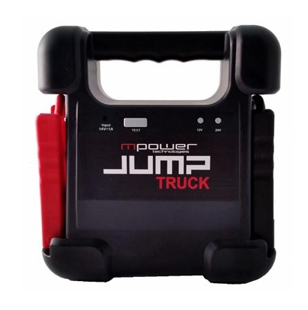 mPower Jump Truck Emergency Jumpstarter