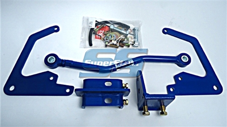 Does this product do the same thing as an after market, heavy duty sway bar?