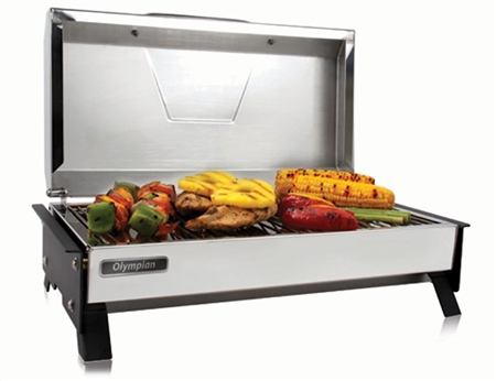 Camco 57240 Portable Electric Grill Questions & Answers