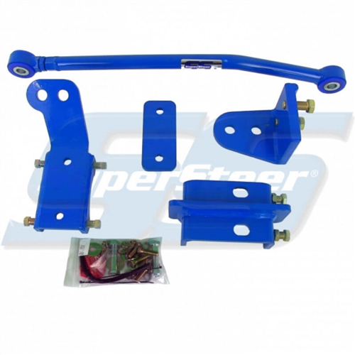 Install on Ford F53 2020 Model Year chassis with the New V8 engine ?