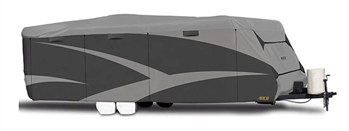 ADCO 52239 Designer Series SFS Aquashed Travel Trailer Cover - 15'1'' - 18' Questions & Answers