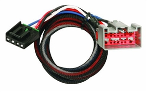 Tekonsha 3034-P Brake Control Wiring Harness - Ford and Lincoln Questions & Answers