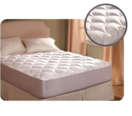 Denver Mattress 343495 RV Collection Ultra Plush Queen Mattress Pad - 350 Thread Count