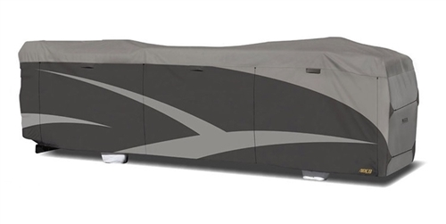 ADCO 52203 Designer Series SFS Aquashed 25'-28' Class A RV Cover Questions & Answers