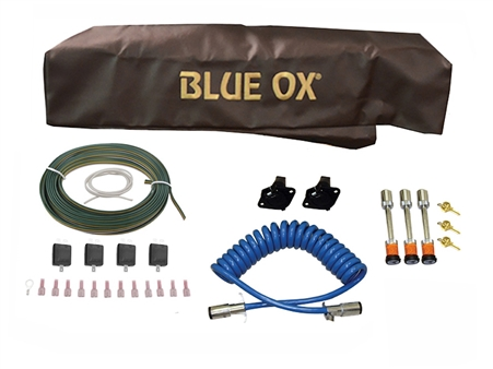 Blue Ox BX88308 Tow Bar Accessory Kit/Storage Bag; Fits Avail Tow Bar Questions & Answers