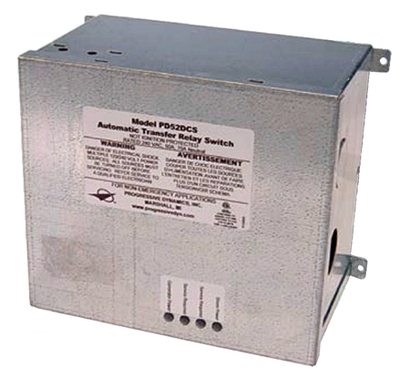 Progressive Dynamics PD52DCSV Automatic Power Transfer Relay Switch Questions & Answers
