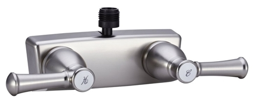Dura Faucet DF-SA100L-SN Satin Nickel Designer RV Shower Faucet Questions & Answers