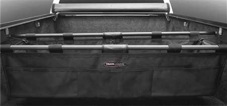 Will this Truxedo Expedition Bag fit under the Pace Edwards Jack Rabbit hard roll top system?