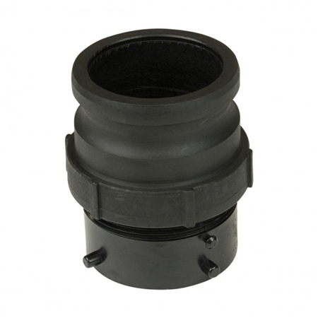 Lippert 360785 Waste Master RV Sewer Hose Male Bayonet Fitting Converter Questions & Answers