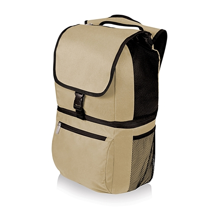 Picnic Time 634-00-190-000-0 Zuma Cooler Backpack - Tan Questions & Answers
