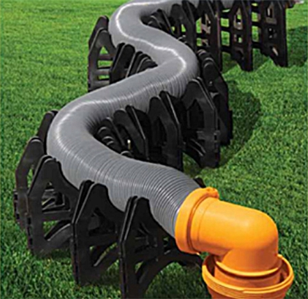 Duraflex 21858 RV Sewer Hose Support - 20 Ft. Questions & Answers