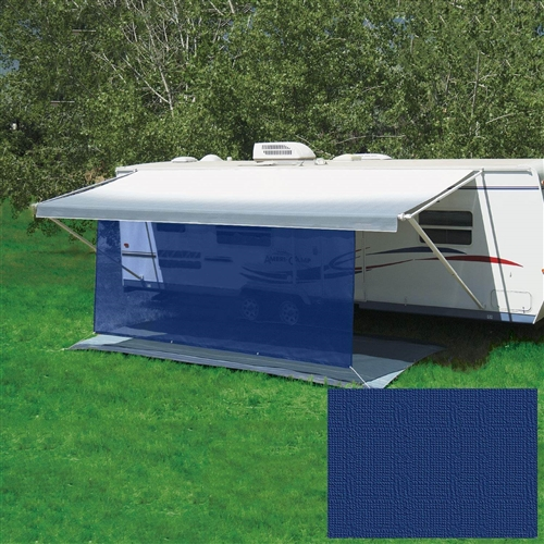 Carefree Of Colorado 82108402 SunBlocker Panel - 6' x 10' - Navy Questions & Answers