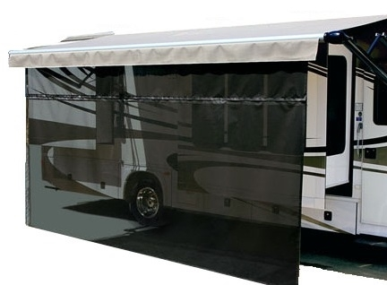I have a 2015 tuscany thor 40 dx our awning measures 16x9 what size SunShade do we need?