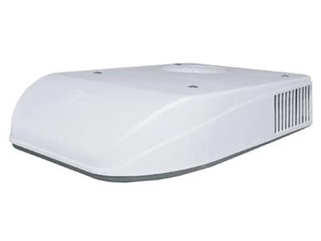 Coleman Mach 8 Plus 47003B876 RV Rooftop Air Conditioner, 13,500 BTU, Heat Pump, White