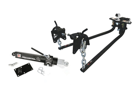 Eaz-Lift 48058 Bent Bar Ready-to-Tow Weight Distributing Hitch Kit - 1000 lbs Max.