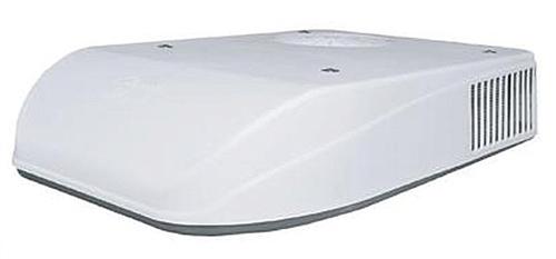 Coleman Mach 8 47004A876 RV Rooftop Air Conditioner With Heat Pump - 15,000 BTU - White