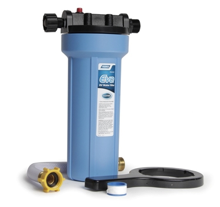 How long does this Camco 40631 filter last?