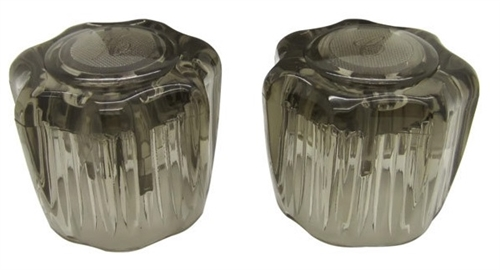 Dura Faucet DF-RKS Smoked Acrylic Knobs Questions & Answers