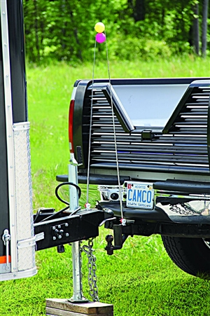 Camco 44603 Magnetic Hitch Ball Alignment Kit