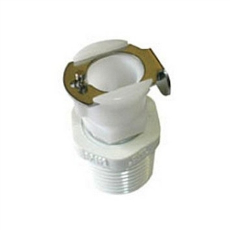 Camco 52531 1/2'' Quick Connect Coupling Body With Shut Off Valve Questions & Answers
