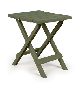 Camco 51880 Folding Table - Sage Questions & Answers