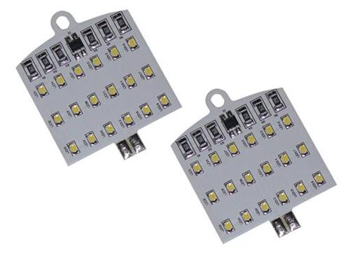 Valterra DG72432VP 18 Diode Overhead LED Bulb - 2 Pack