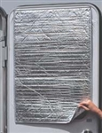 Camco 45167 Reflective Door Window Cover, Solar Door Shade Questions & Answers