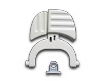 Thetford 20821 Aqua-Magic IV Foot Flush Pedal - Parchment