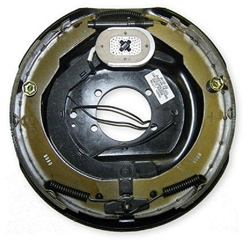 Lippert 298275 Electric Brake Assembly - 12'' x 2'' - Left Hand - 4000-7000 Lb Axle Questions & Answers