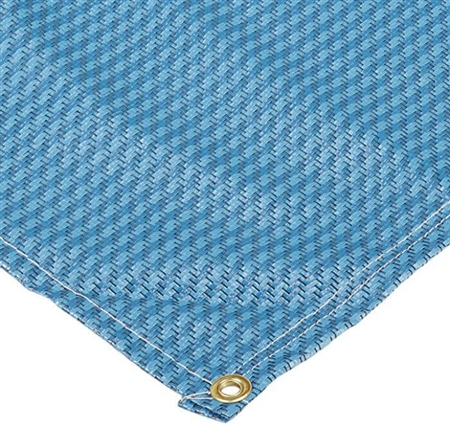 Carefree 182073 Dura-Mat RV Patio Rug - Blue - 20' x 8' Questions & Answers