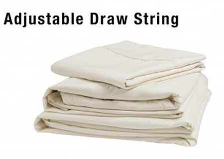 Denver Mattress 343530 RV Collection Cot and Bunk Adjustable Ivory Sheet Set Questions & Answers