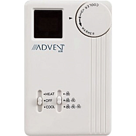 Advent Air ACTH11 Analog Air Conditioner/Furnace Thermostat Questions & Answers